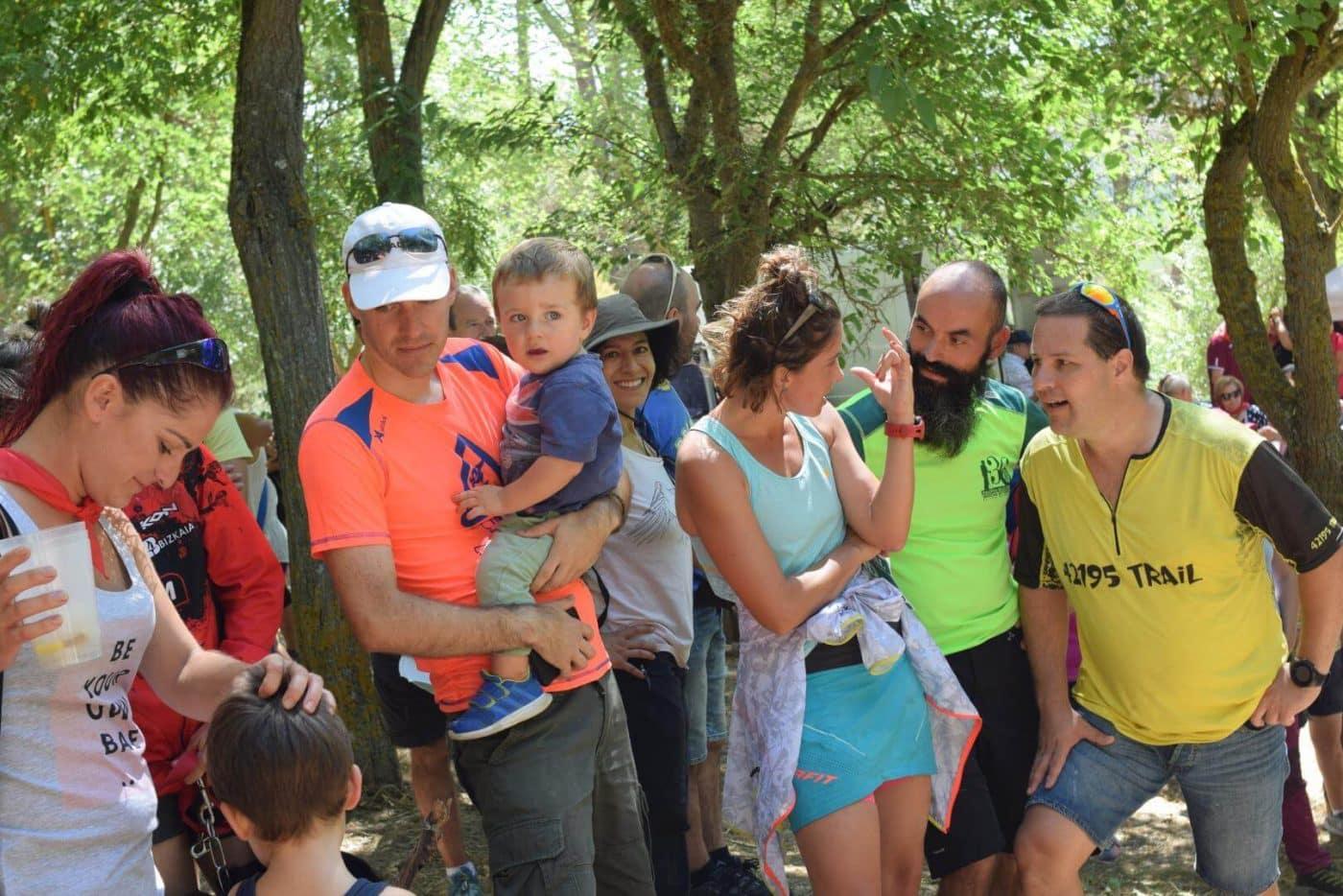 Gustavo Sánchez y Rebeca Peña, ganadores en San Felices 6