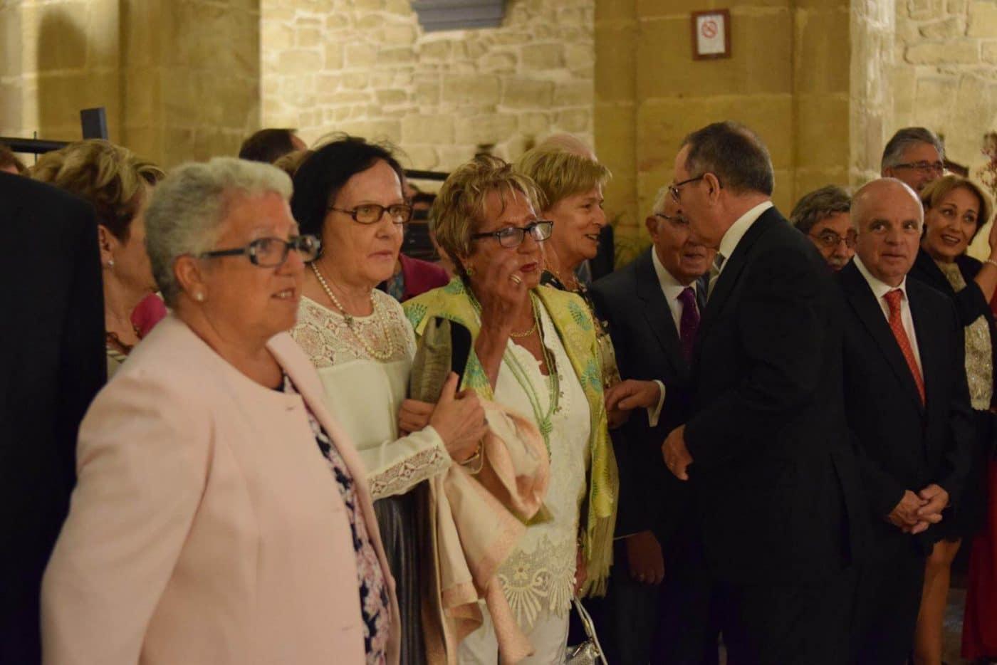 La Cofradía de la Vega homenajea a sus antiguos mayordomos 3