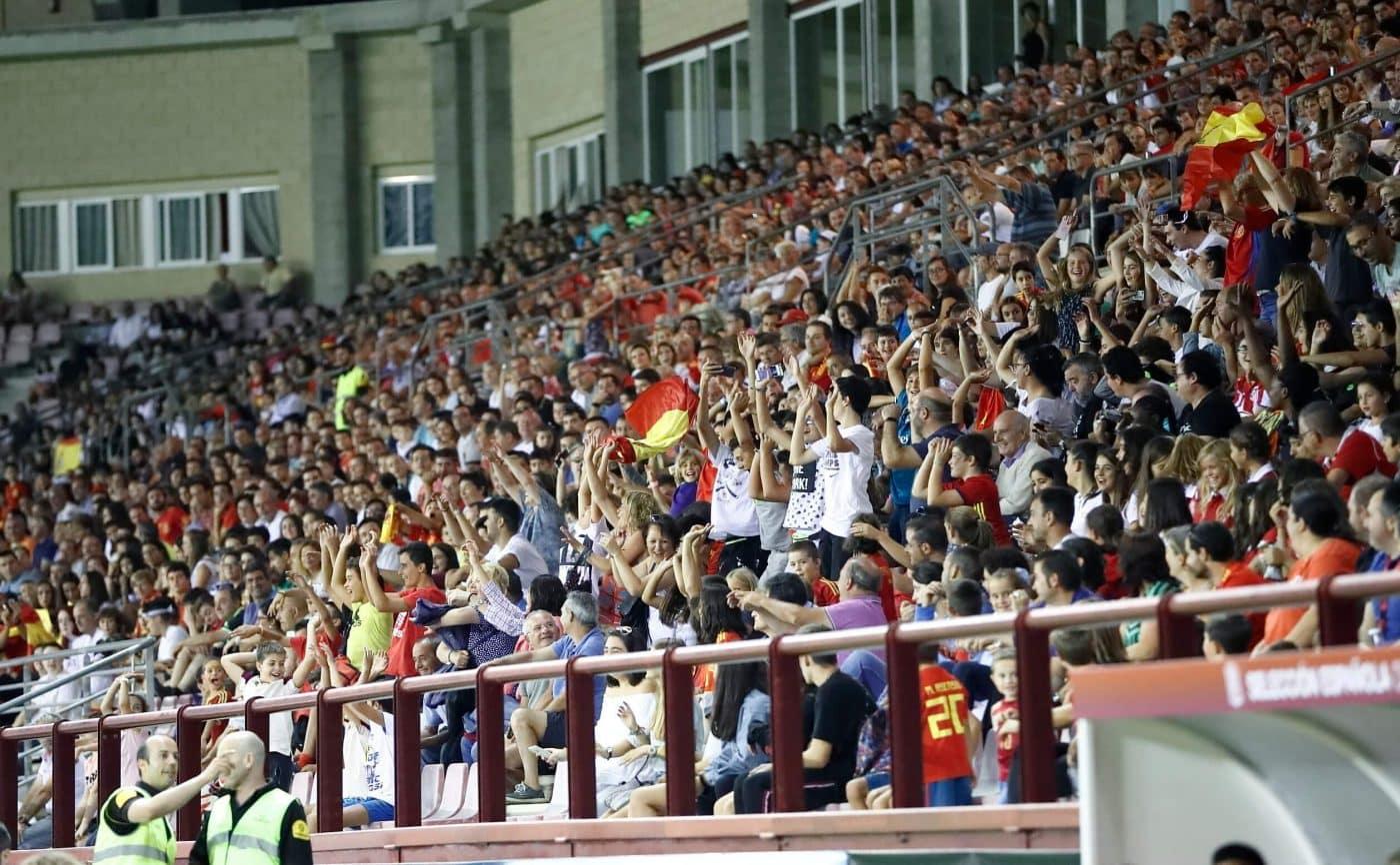 La Rioja lo da todo con el fútbol femenino 1