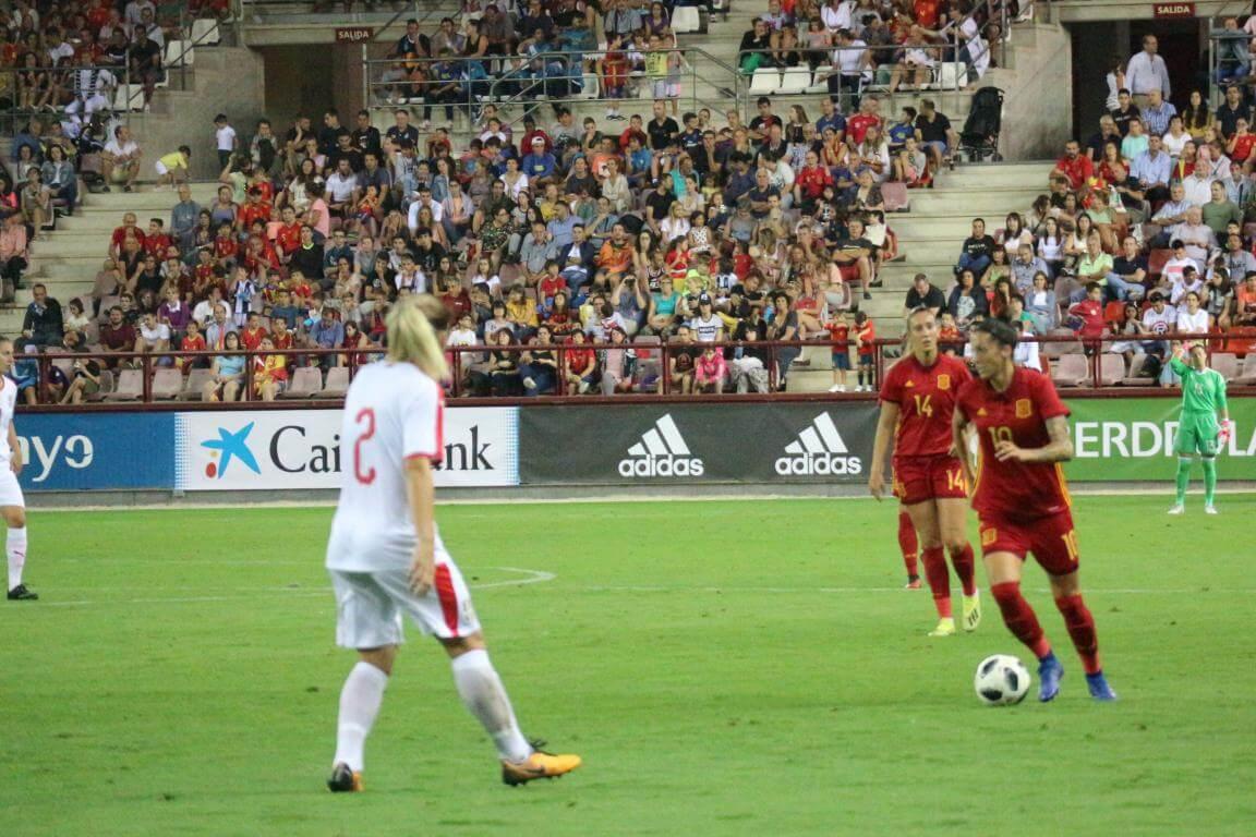 La Rioja lo da todo con el fútbol femenino 21