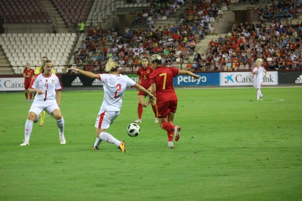 La Rioja lo da todo con el fútbol femenino 22