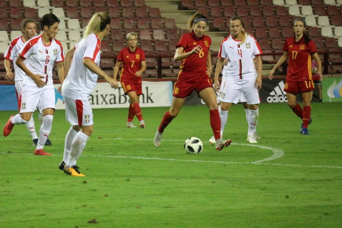 La Rioja lo da todo con el fútbol femenino 23