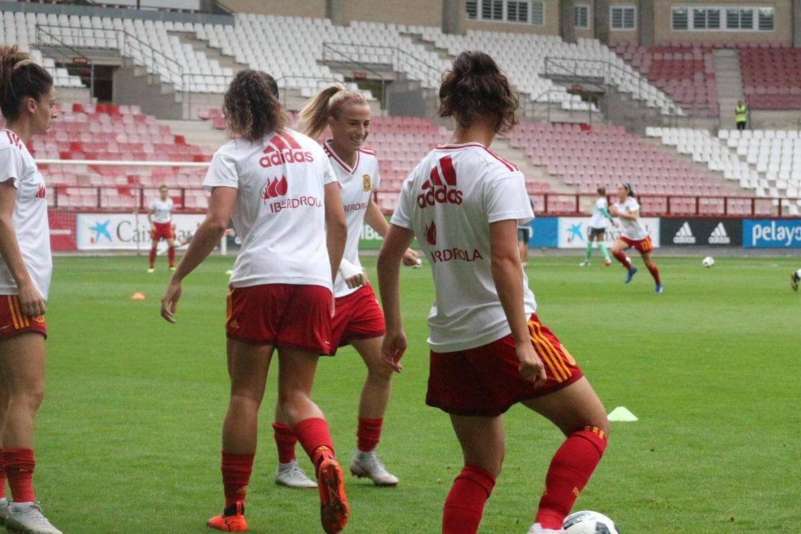 La Rioja lo da todo con el fútbol femenino 5