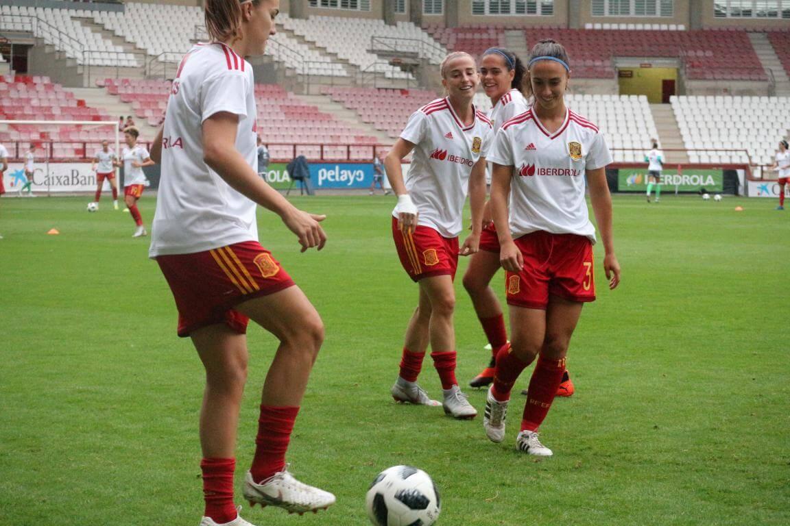 La Rioja lo da todo con el fútbol femenino 6