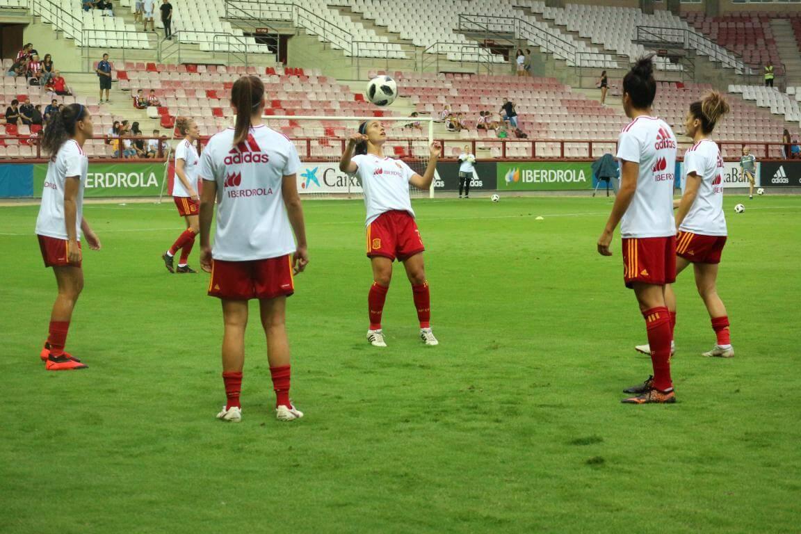 La Rioja lo da todo con el fútbol femenino 9