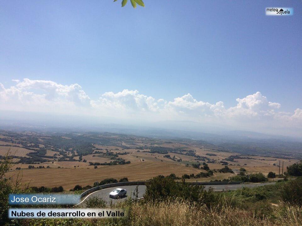 Tiempo veraniego en La Rioja para esperar la entrada del otoño 6