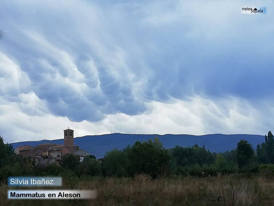 Atención a los posibles efectos indirectos de Leslie y Michael en La Rioja 13