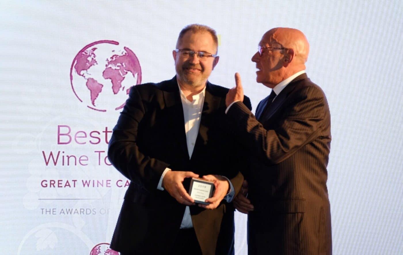 Bodegas Bohedal, premiada en los Best of Wine Tourism Bilbao-Rioja 3
