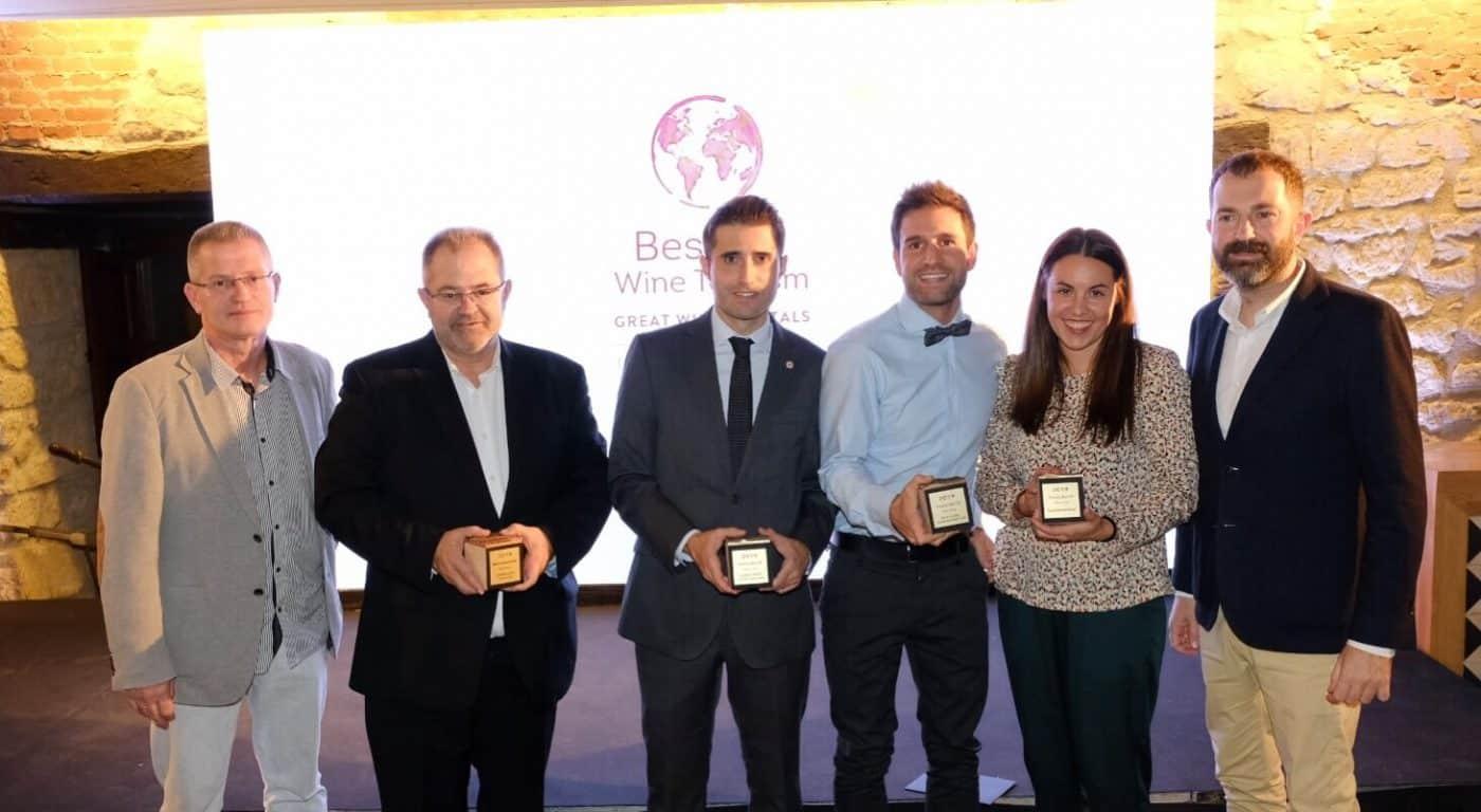 Bodegas Bohedal, premiada en los Best of Wine Tourism Bilbao-Rioja 13