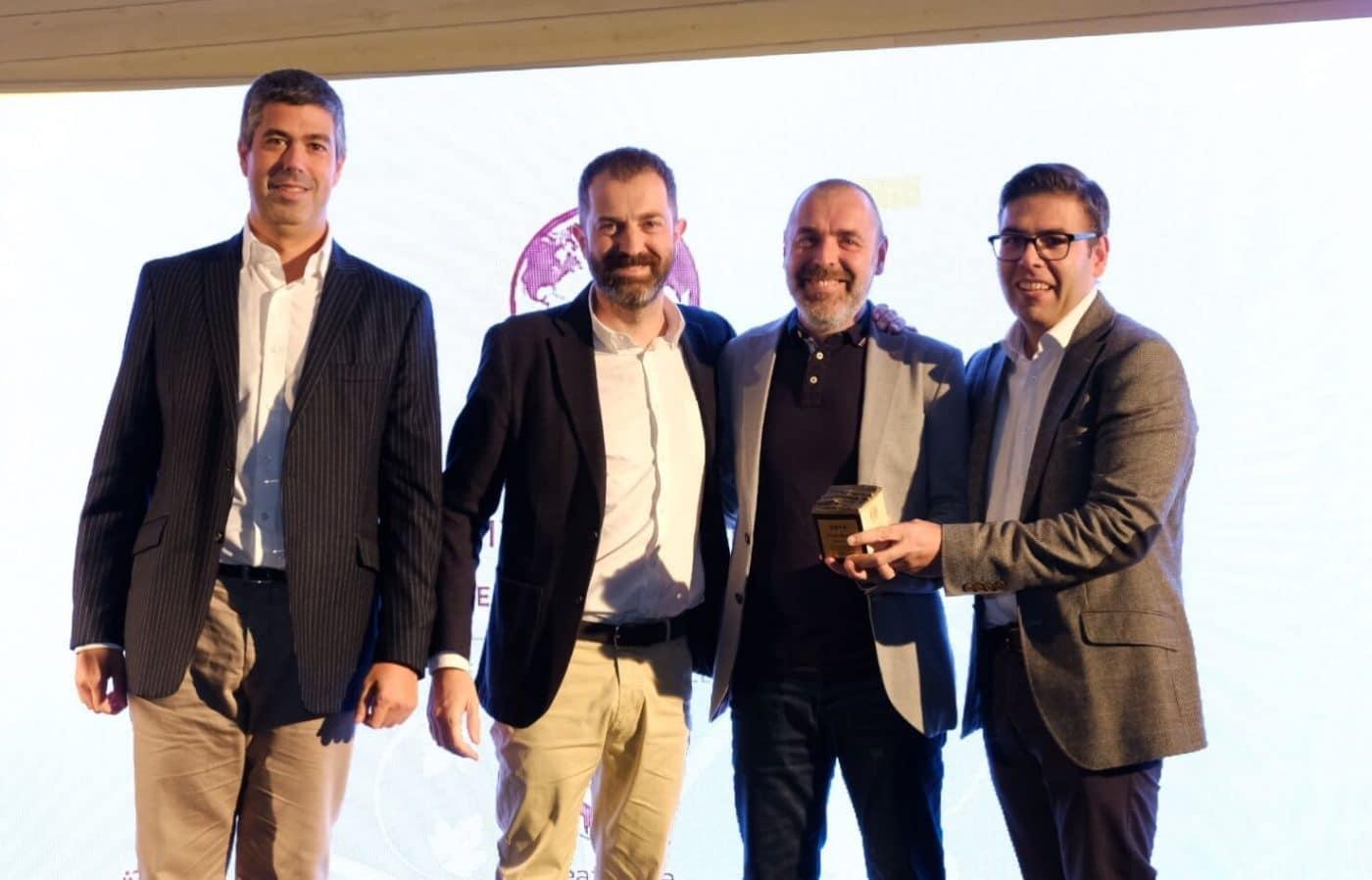 Bodegas Bohedal, premiada en los Best of Wine Tourism Bilbao-Rioja 15