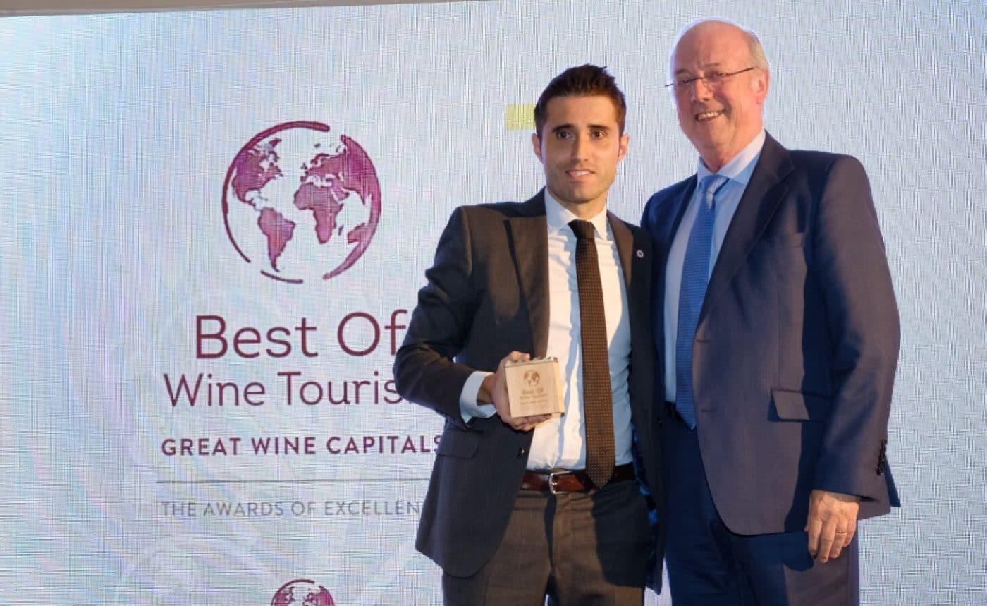 Bodegas Bohedal, premiada en los Best of Wine Tourism Bilbao-Rioja 4