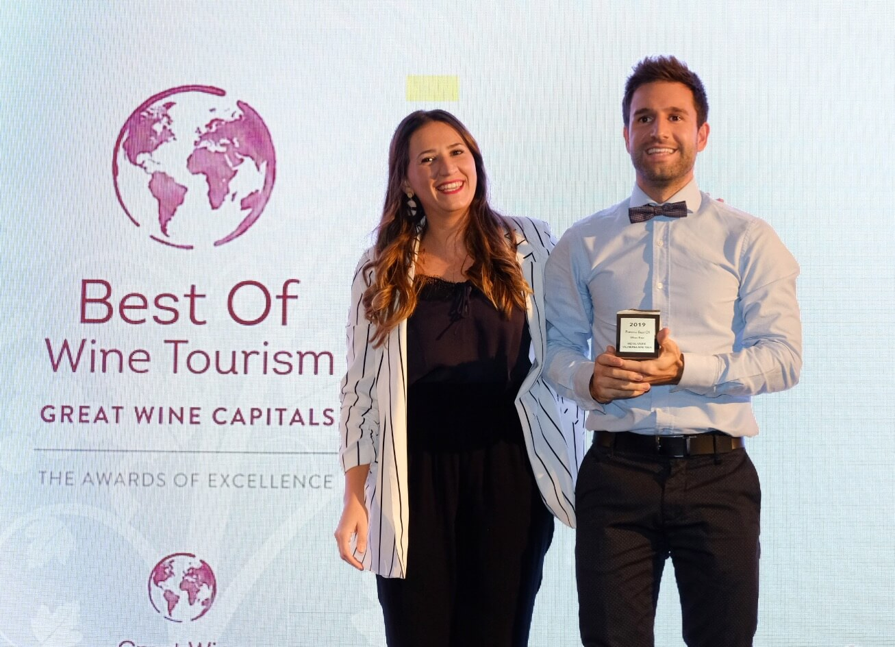 Bodegas Bohedal, premiada en los Best of Wine Tourism Bilbao-Rioja 6