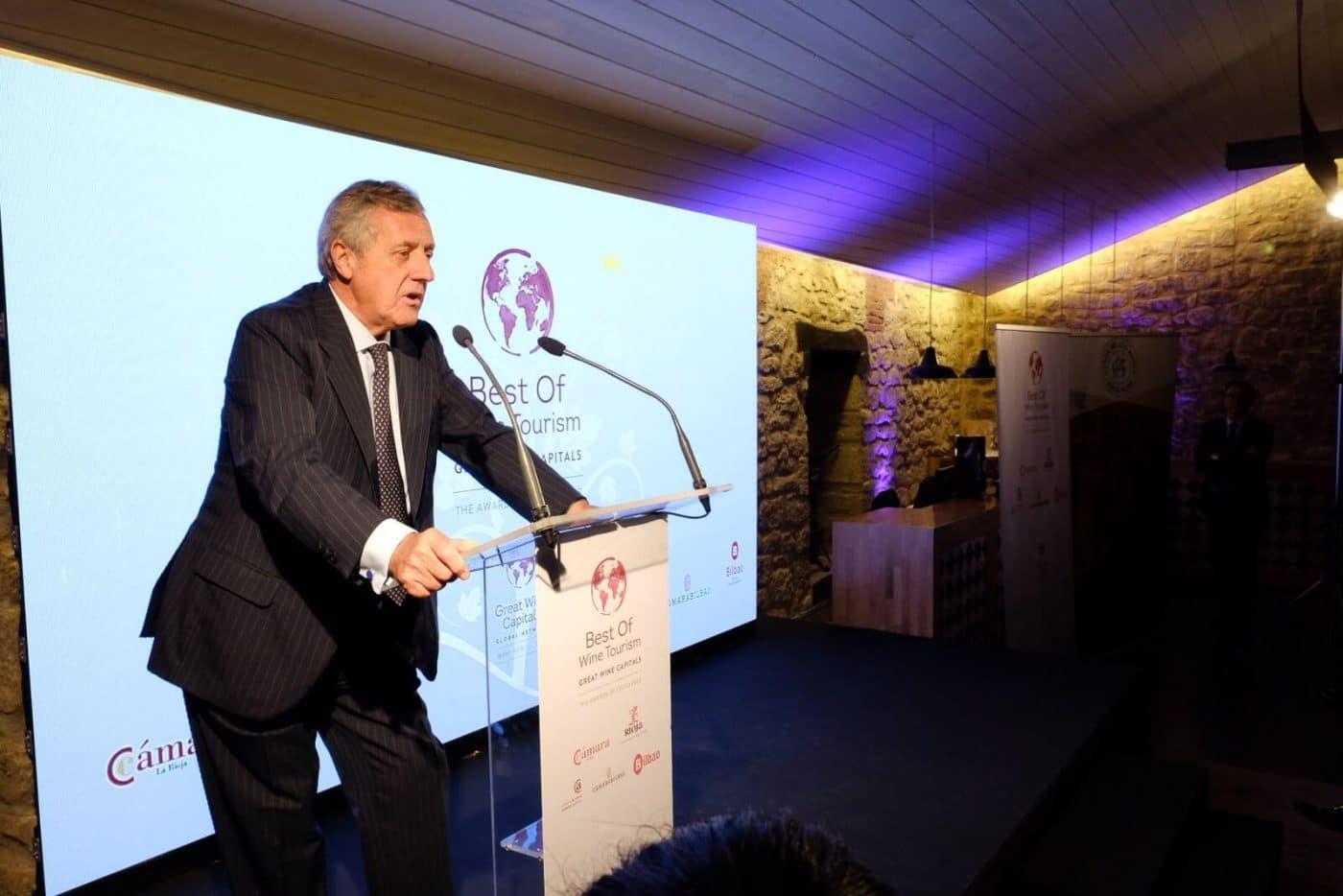 Bodegas Bohedal, premiada en los Best of Wine Tourism Bilbao-Rioja 8
