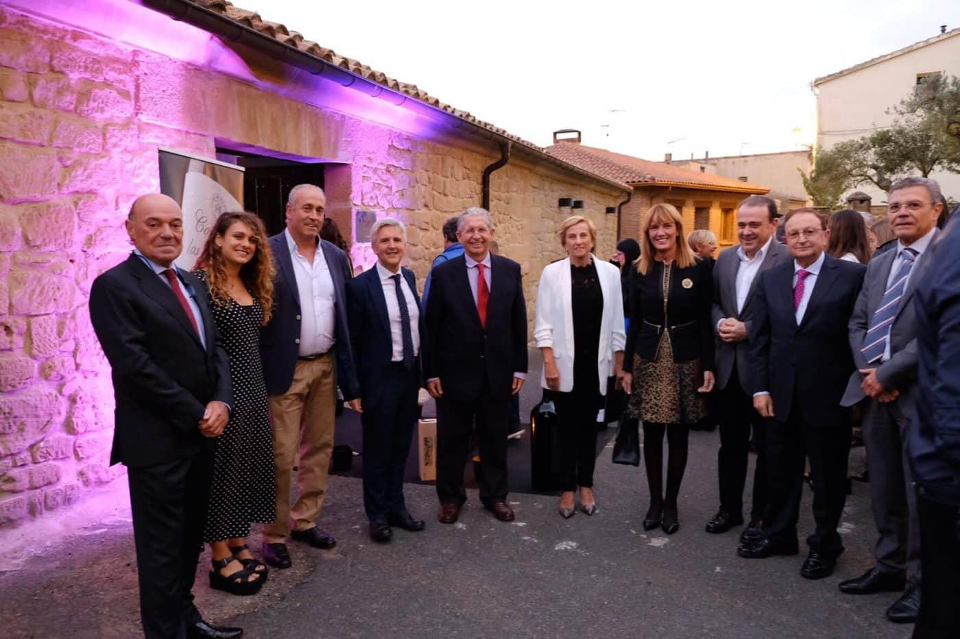 Bodegas Bohedal, premiada en los Best of Wine Tourism Bilbao-Rioja 10
