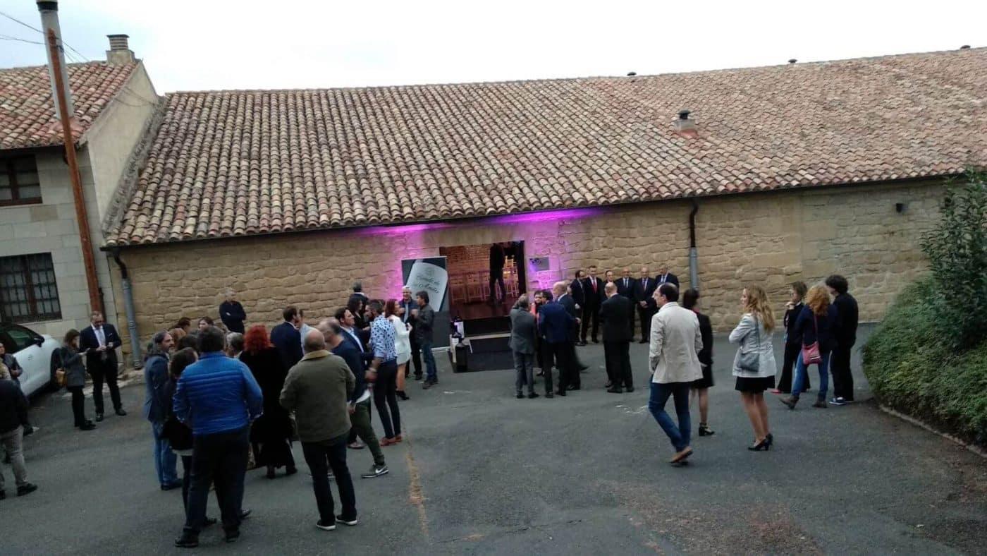 Bodegas Bohedal, premiada en los Best of Wine Tourism Bilbao-Rioja 1