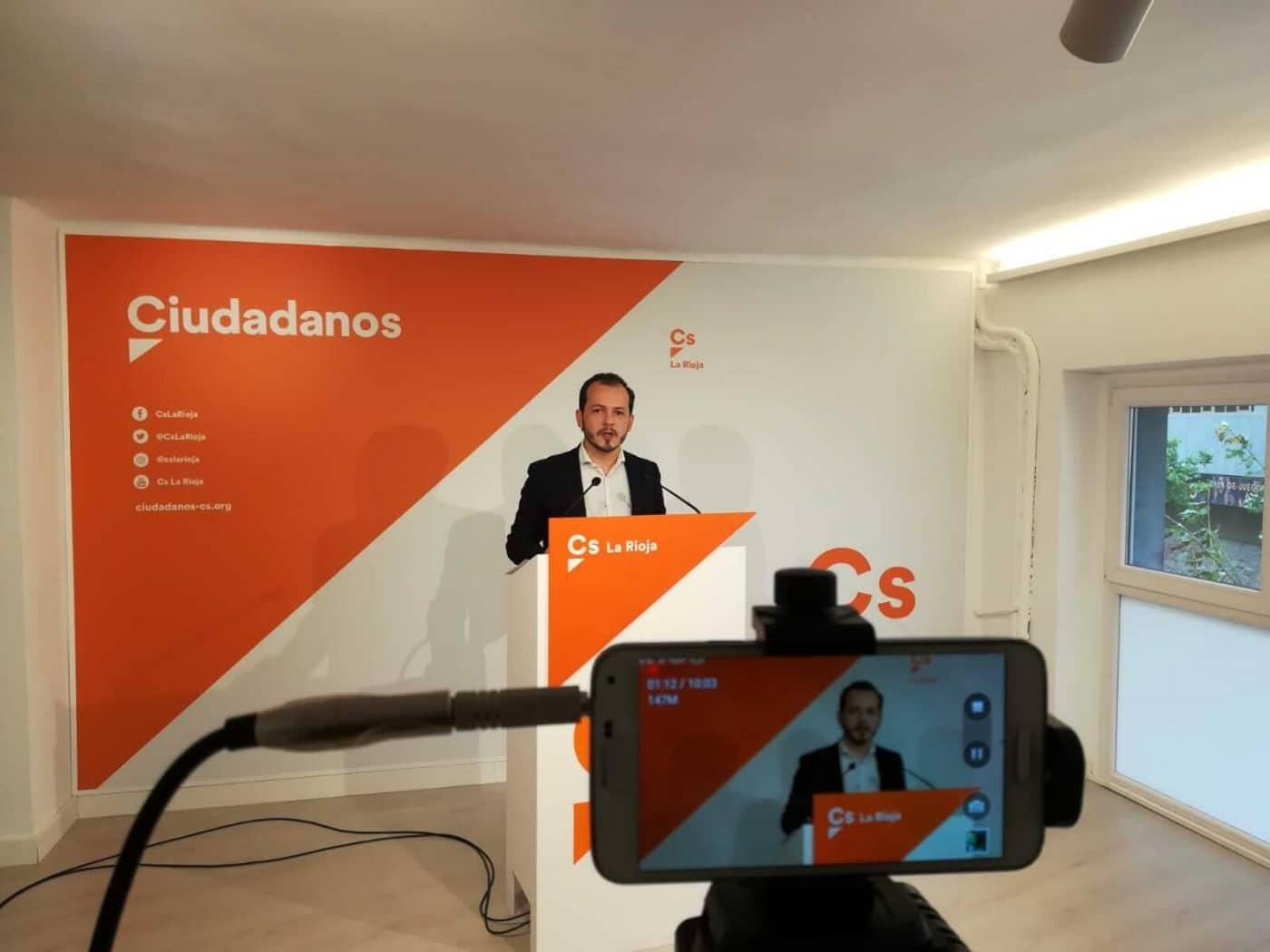 Ciudadanos insta al Ministerio a declarar Bien de Interés Cultural las Murallas de Santo Domingo de la Calzada 1