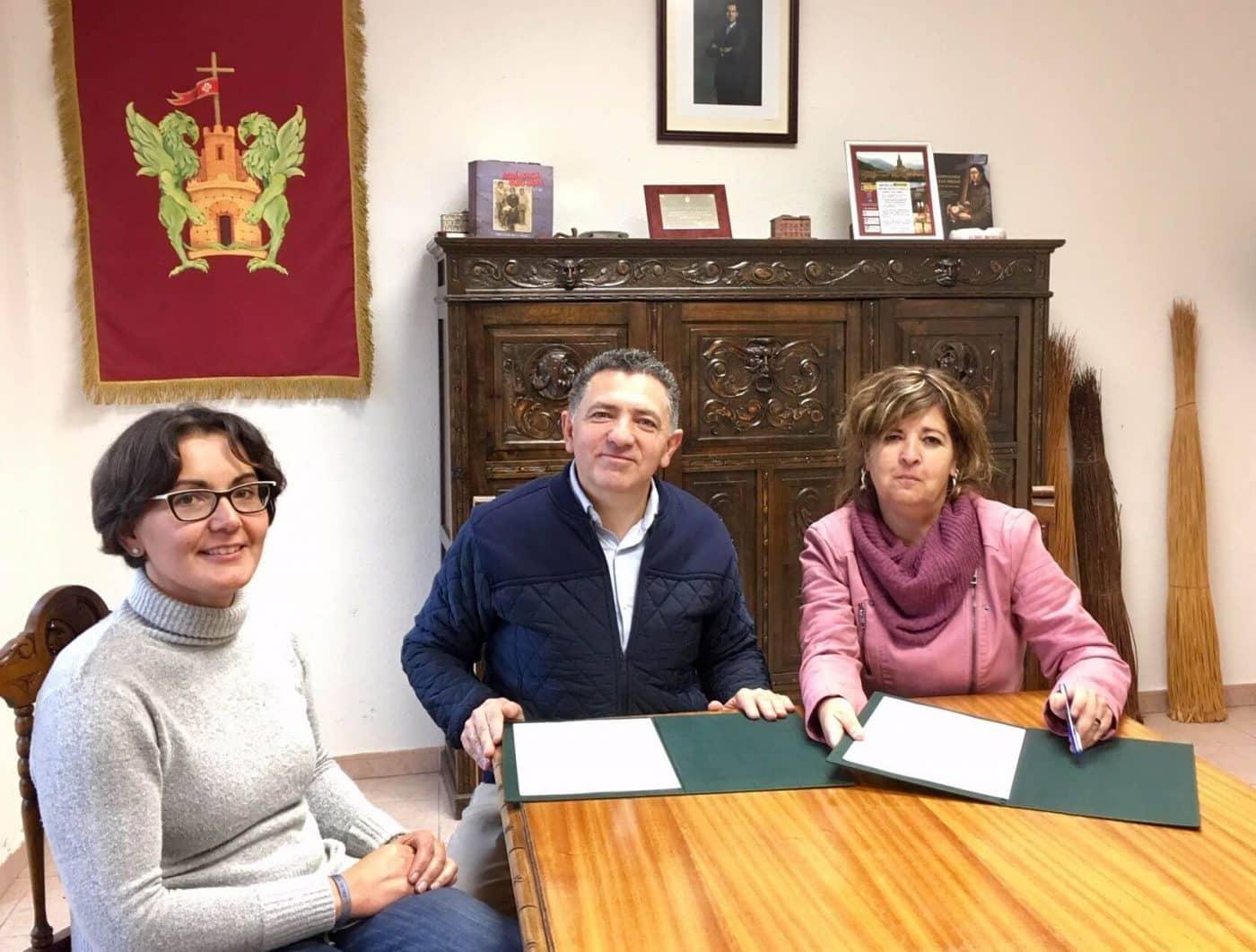 El Gobierno riojano apoyará la rehabilitación de un edificio municipal en Lugar del Río 1