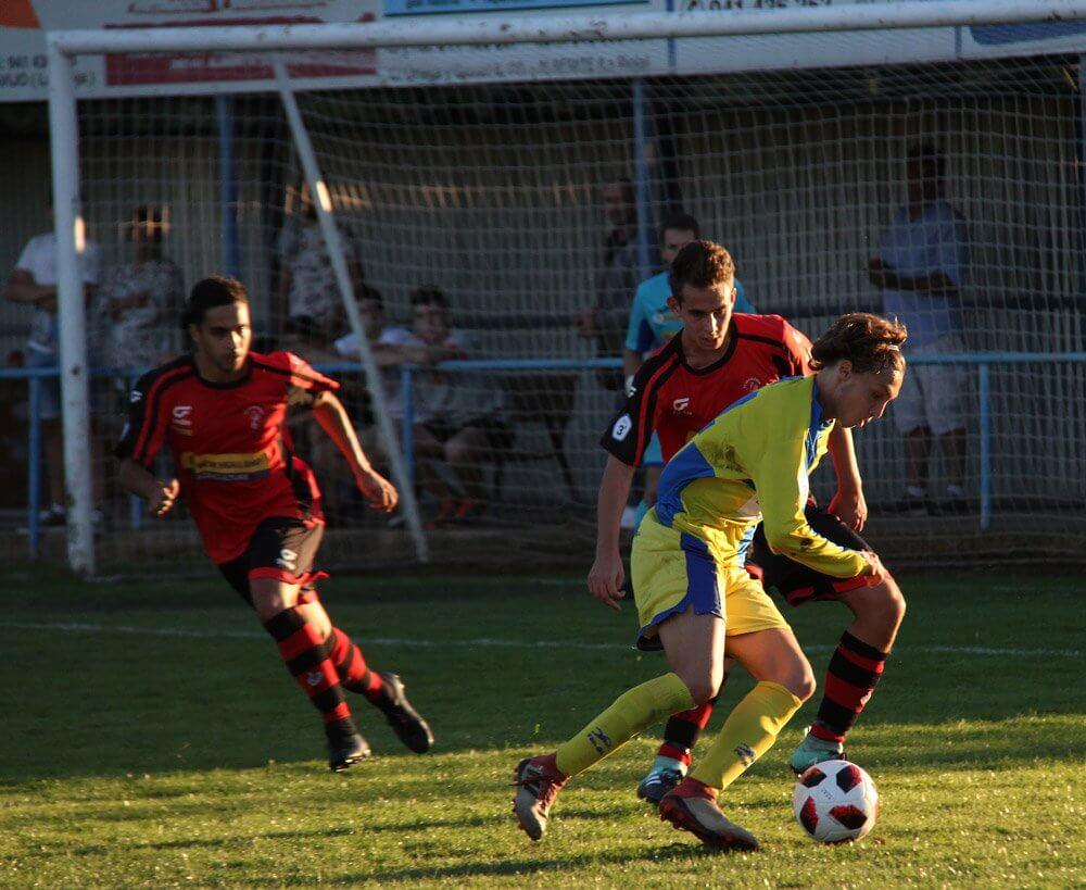 El Haro Deportivo buscará en Pradejón el quinto triunfo consecutivo 1