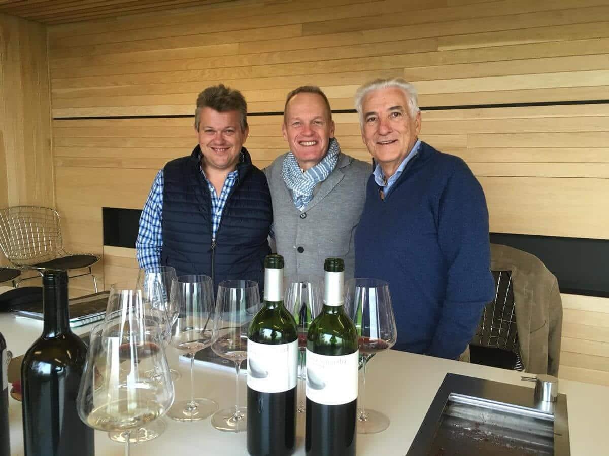 El recorrido de Tim Atkin por Rioja: parada en 95 bodegas y casi 1.000 vinos catados 1