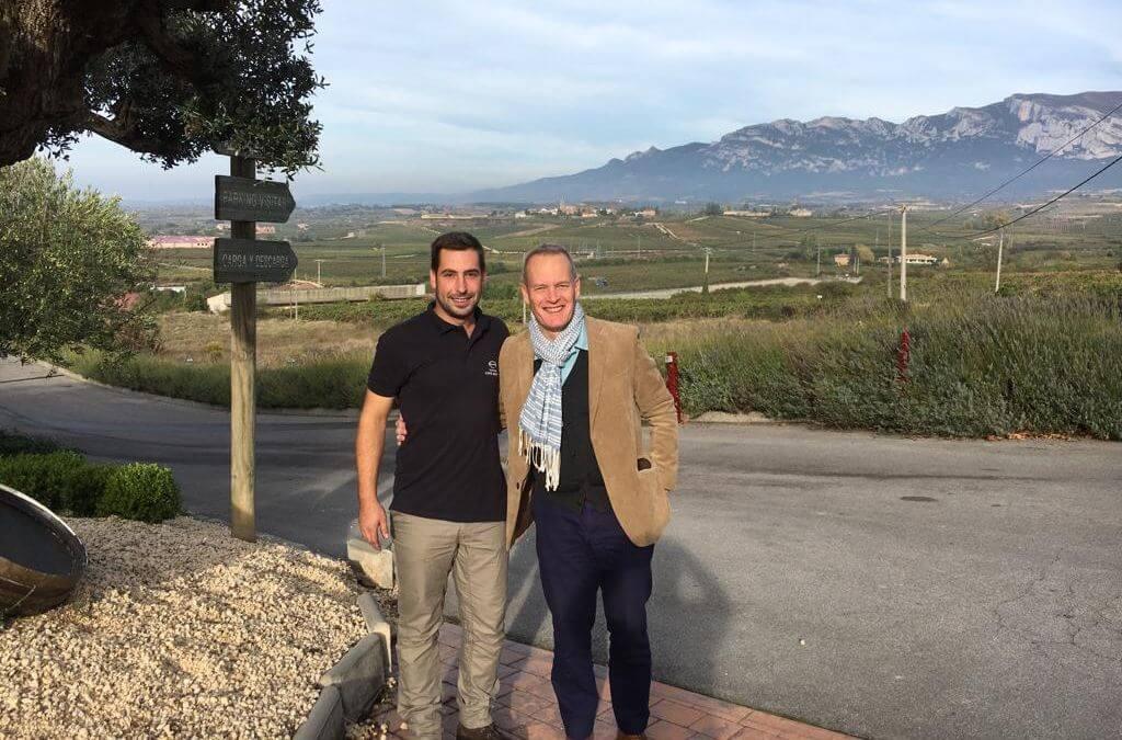 El recorrido de Tim Atkin por Rioja: parada en 95 bodegas y casi 1.000 vinos catados 2