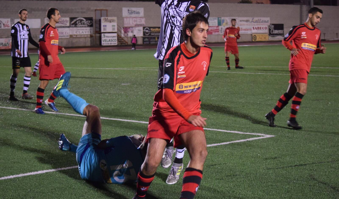 Excesivo correctivo del Haro Deportivo a La Calzada 7