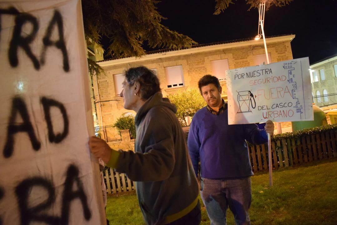 """La Asociación Gasolinera Fuera de Haro volverá a solicitar """"toda la documentación"""" al Ayuntamiento 1"""