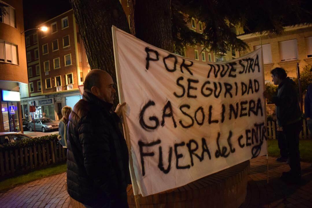 """La Asociación Gasolinera Fuera de Haro volverá a solicitar """"toda la documentación"""" al Ayuntamiento 2"""