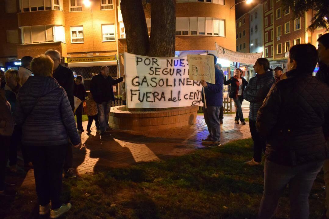 """La Asociación Gasolinera Fuera de Haro volverá a solicitar """"toda la documentación"""" al Ayuntamiento 4"""