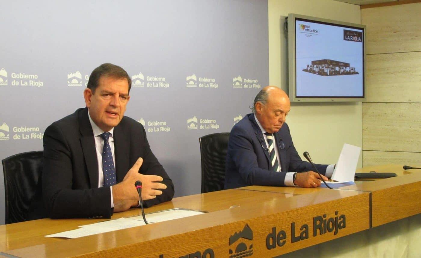 La Rioja estará presente en la X Fruit Attraction de Madrid con 26 empresas y con la Nuez de Pedroso 1
