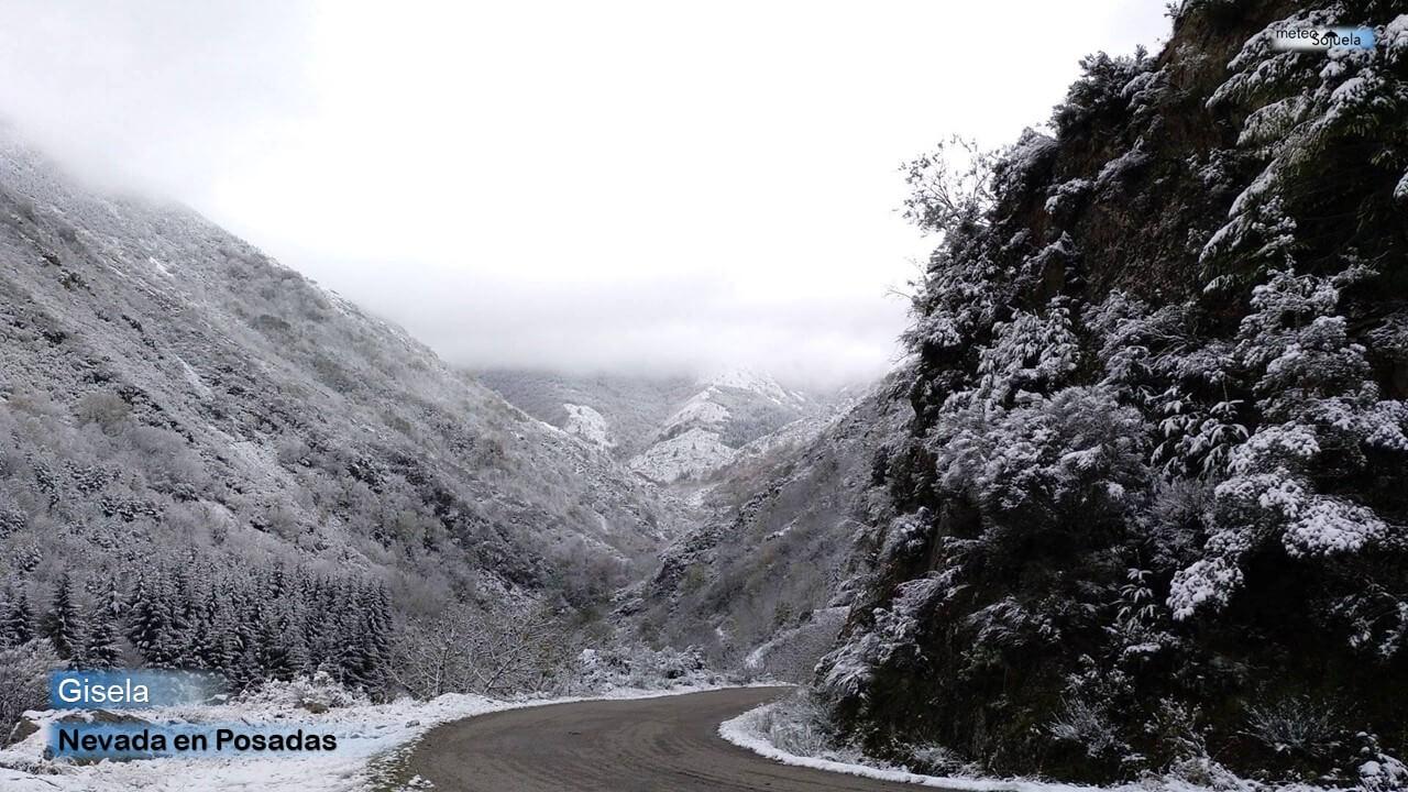 Las imágenes de la primera gran nevada del otoño en La Rioja 11