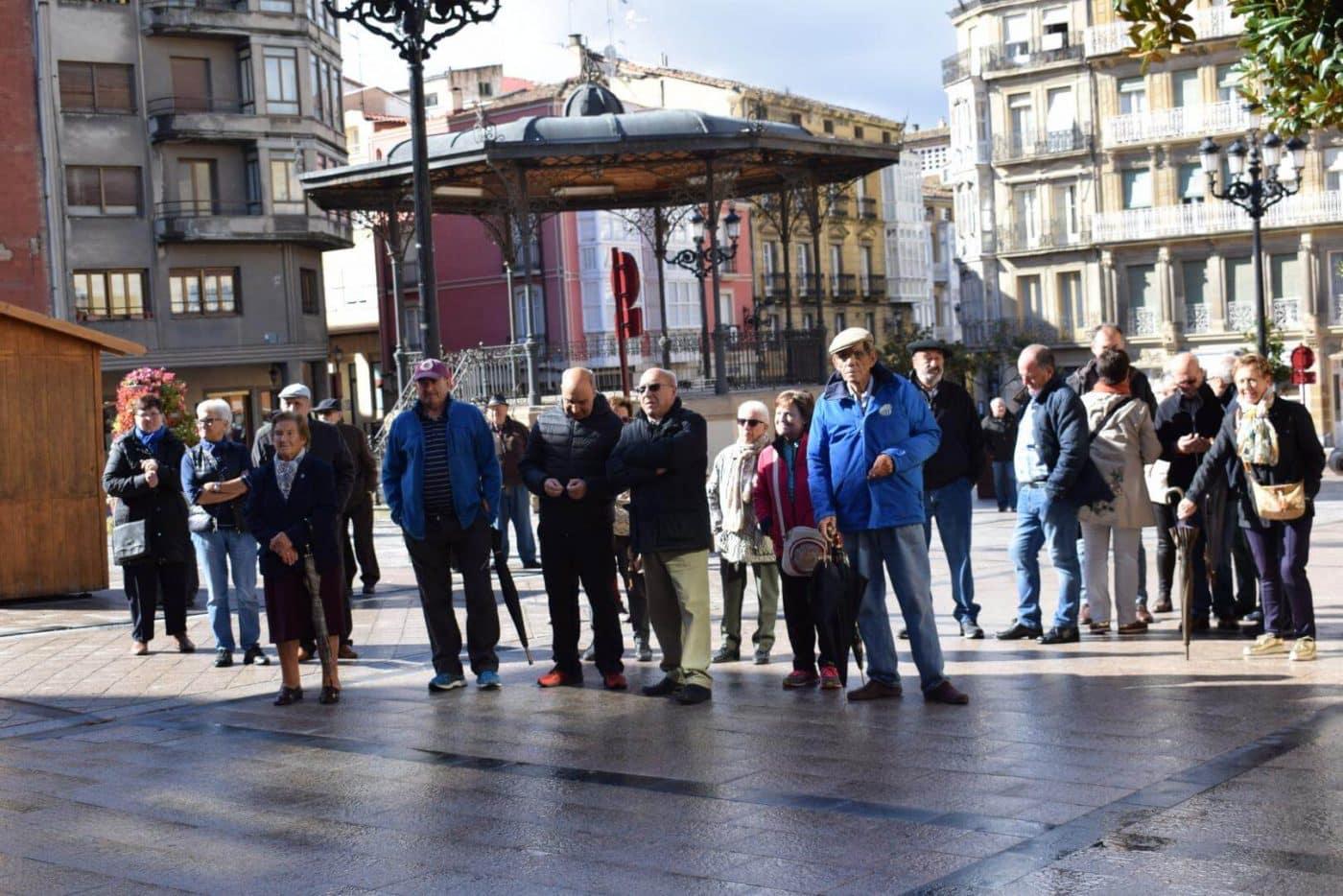 Los pensionistas de Haro vuelven a salir a la calle para exigir unas pensiones públicas justas 2