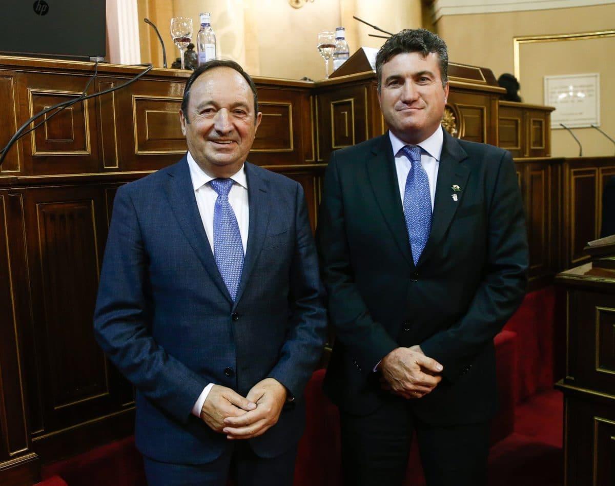 Briones y Sajazarra participan en las jornadas organizadas por Los Pueblos Más Bonitos de España en el Senado 1