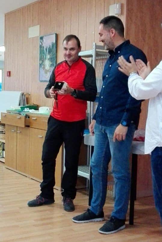 Celebración en familia del Club de Tiro Rioja Alta en Prado Salobre 3