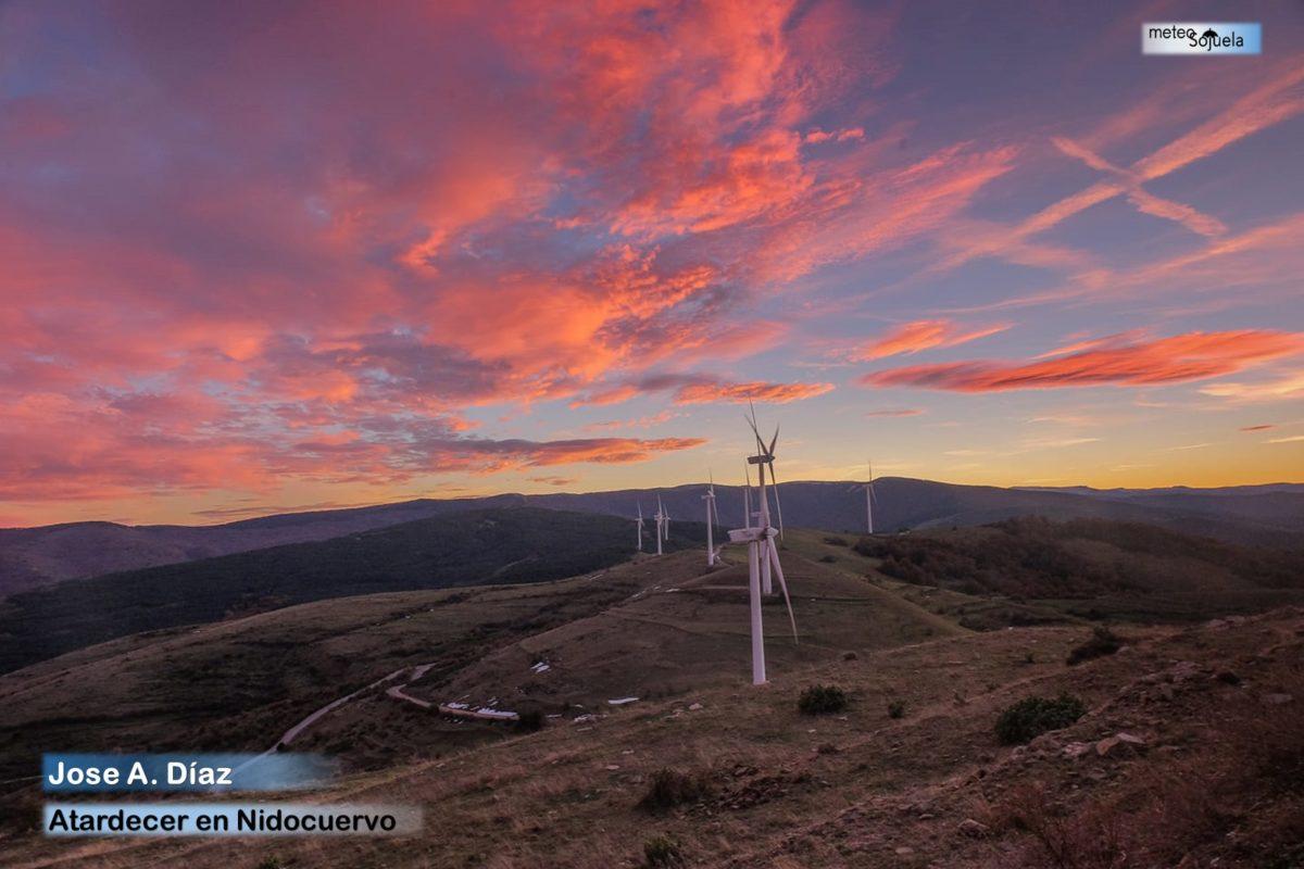 Días de tiempo variable y otoñal en La Rioja Alta 8