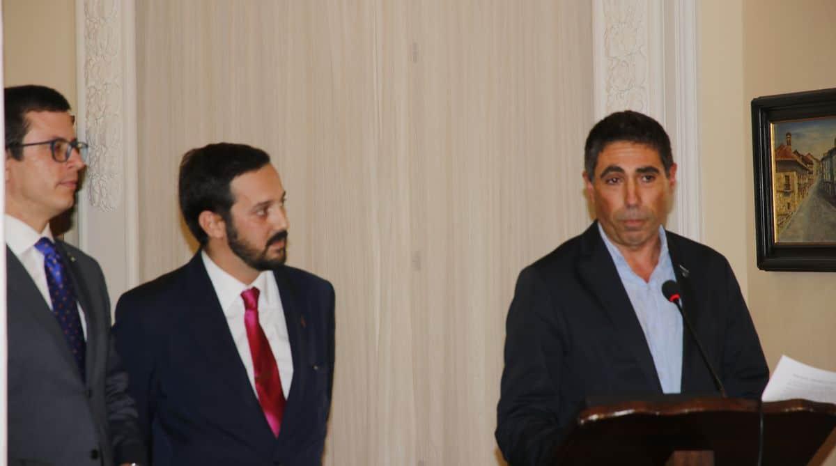 El Centro Riojano de Madrid reconoce la evolución y trayectoria de Dolmar y de José Antonio Olarte 2
