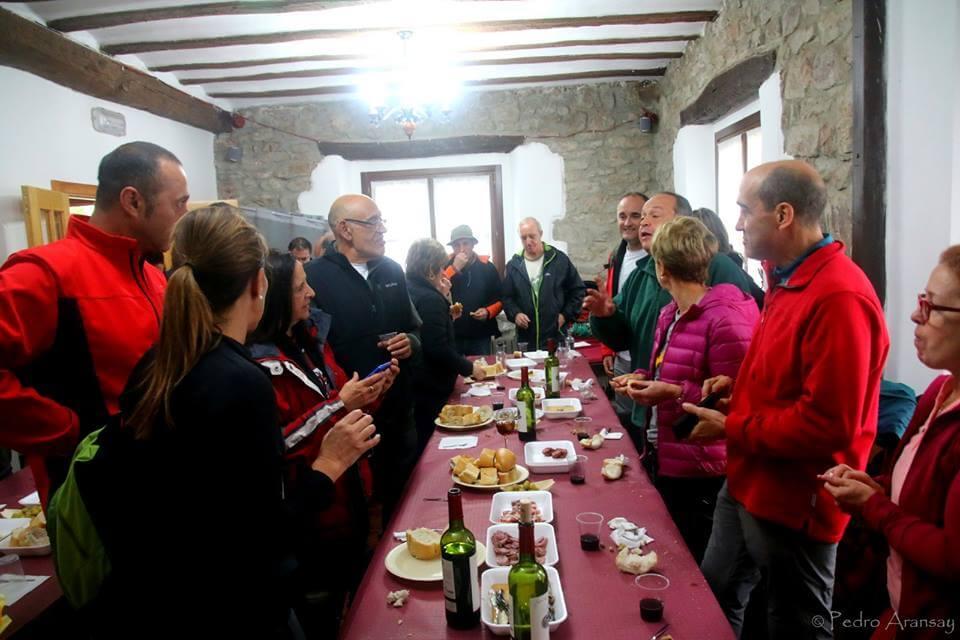 El CIBIR divulga las propiedades anticancerígenas de los hongos cultivados en La Rioja en las Jornadas Micológicas de Ezcaray 1