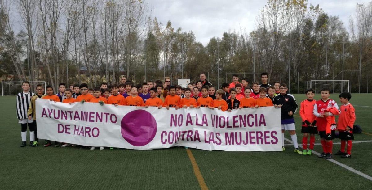 El deporte participa en la Semana contra la Violencia sobre la Mujer que concluye mañana 2