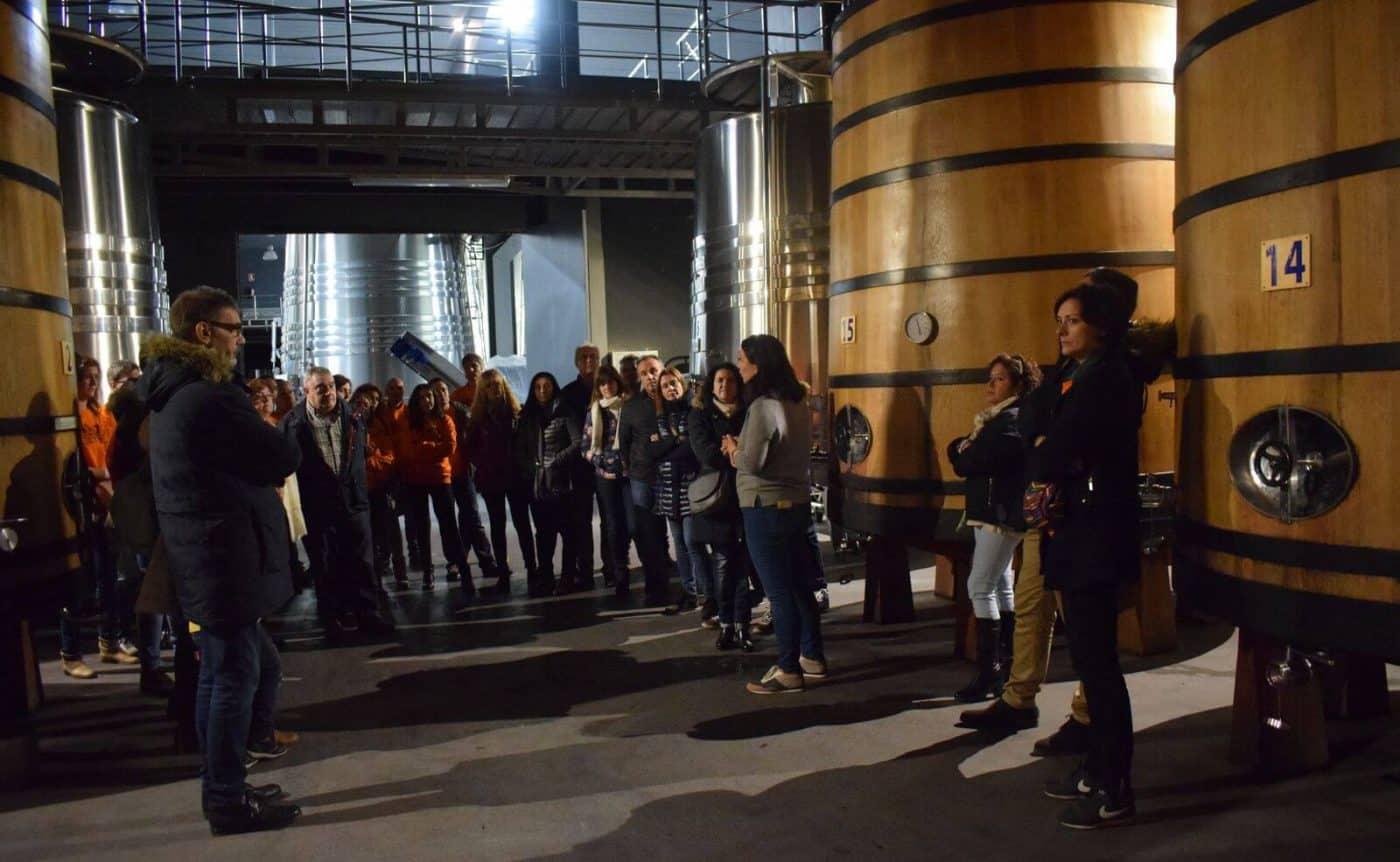 'El Rioja y los 5 Sentidos' potenciará este año el Tren del Vino e incorporará un ciclo de catas temáticas 1
