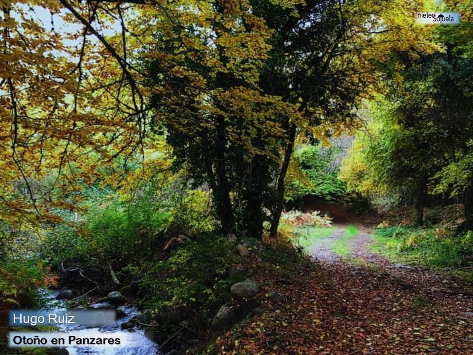 El otoño se instala en La Rioja Alta con temperaturas altas para esta época 5