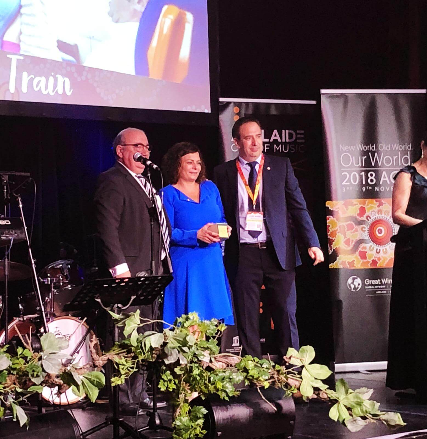 """El Tren del Vino, premiada como """"una de las mejores experiencias enoturísticas del mundo"""" 3"""