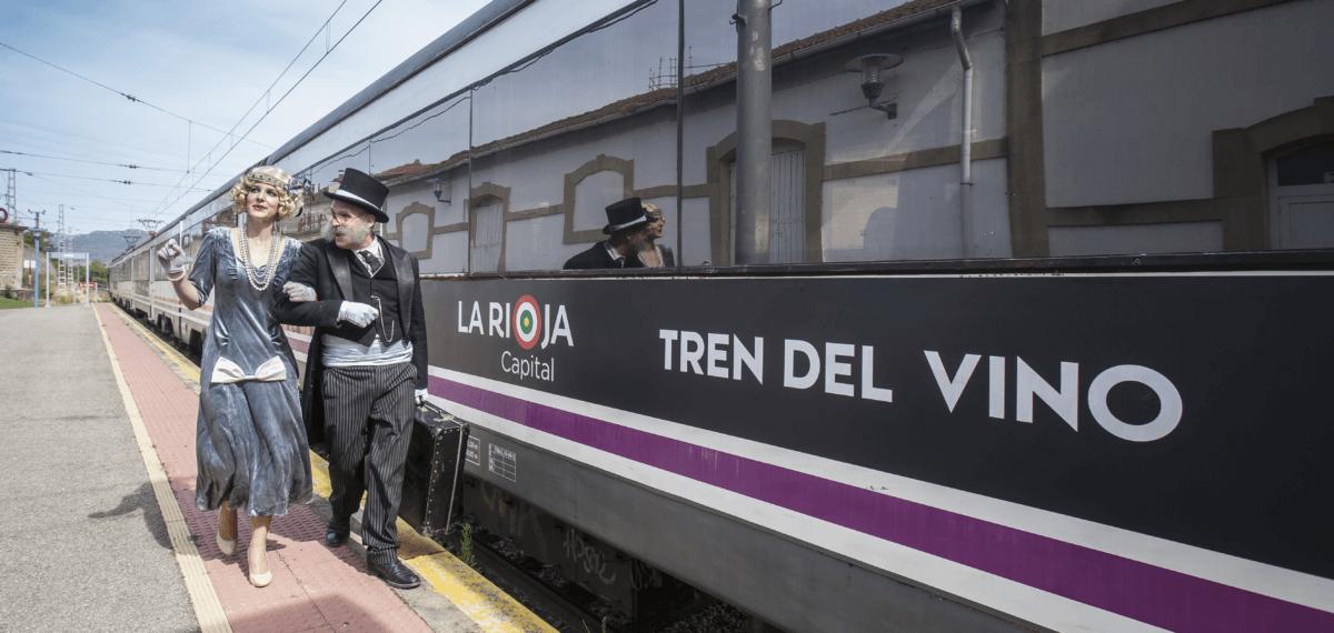"""El Tren del Vino, premiada como """"una de las mejores experiencias enoturísticas del mundo"""" 1"""