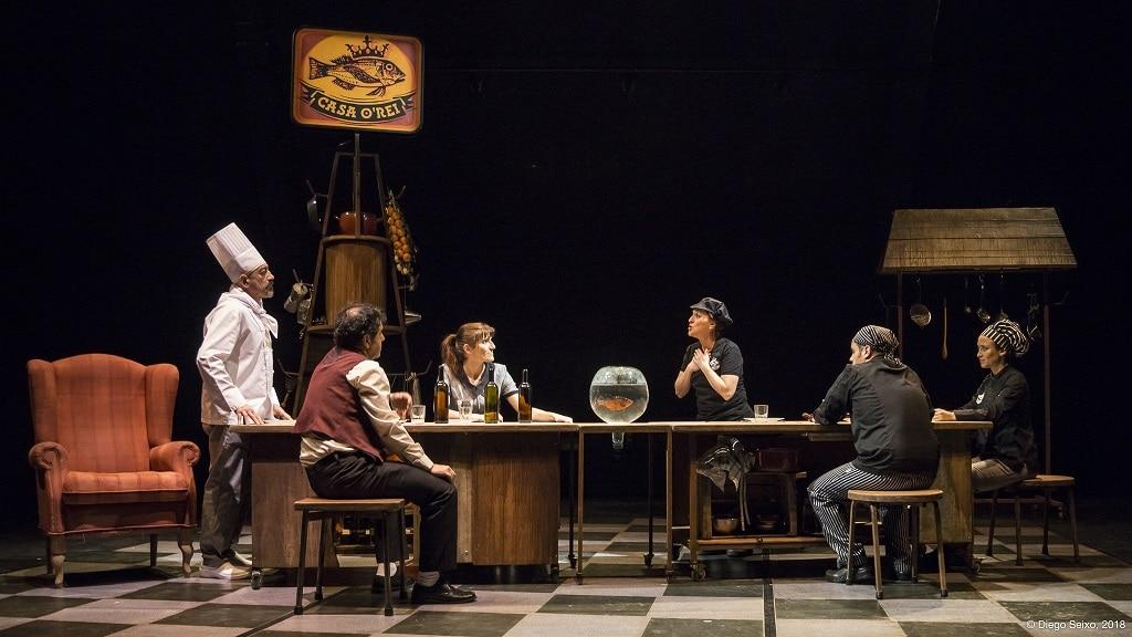 El XXI Certamen Nacional de Teatro Garnacha de Rioja alza el telón este fin de semana 2