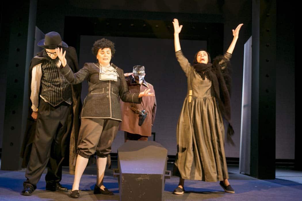 El XXI Certamen Nacional de Teatro Garnacha de Rioja alza el telón este fin de semana 4
