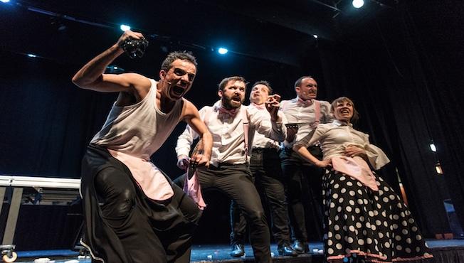 El XXI Certamen Nacional de Teatro Garnacha de Rioja alza el telón este fin de semana 3