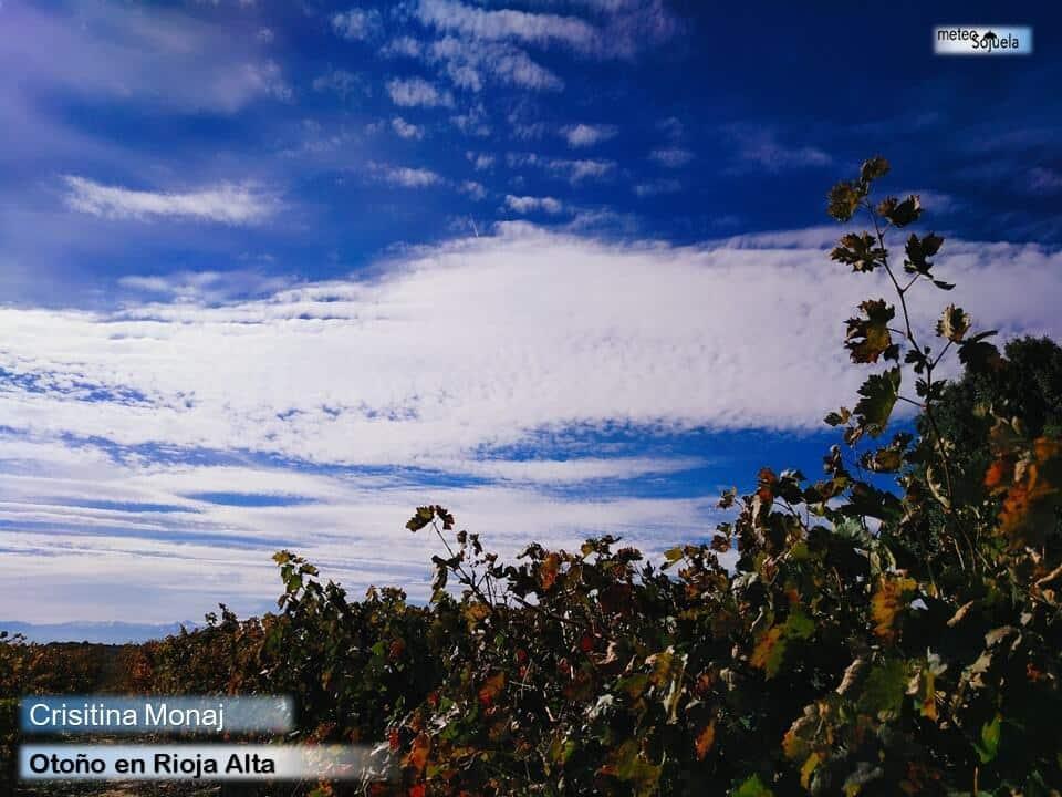 Estampas otoñales en una semana con tiempo revuelto y variable en La Rioja Alta 6
