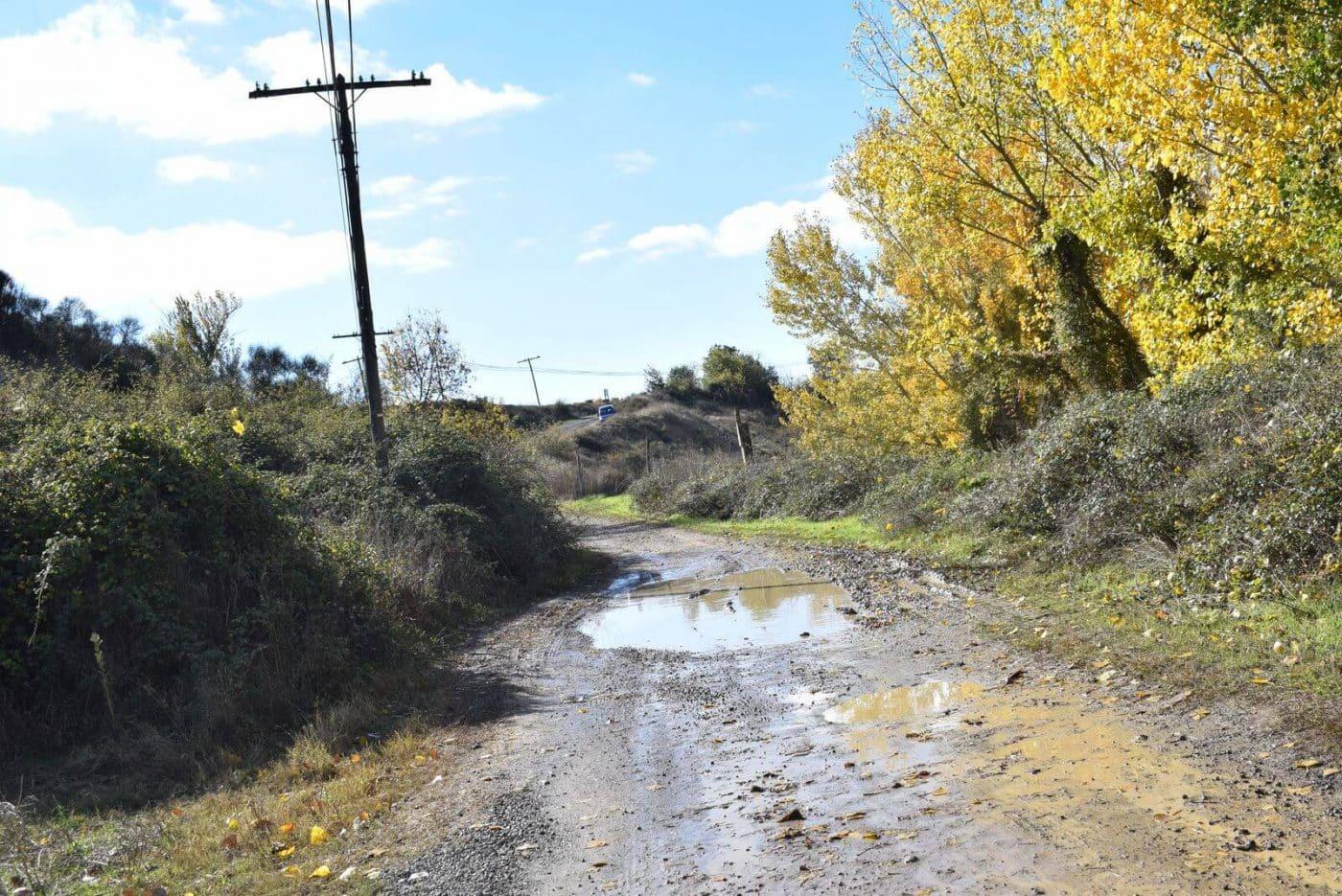 Fomento acondicionará el camino de Tondón y lo cederá al Ayuntamiento de Haro 2