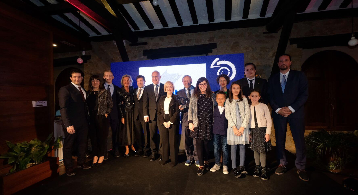 Grafometal recibe en Bodegas Muga el Premio a la Empresa Familiar 2018 1