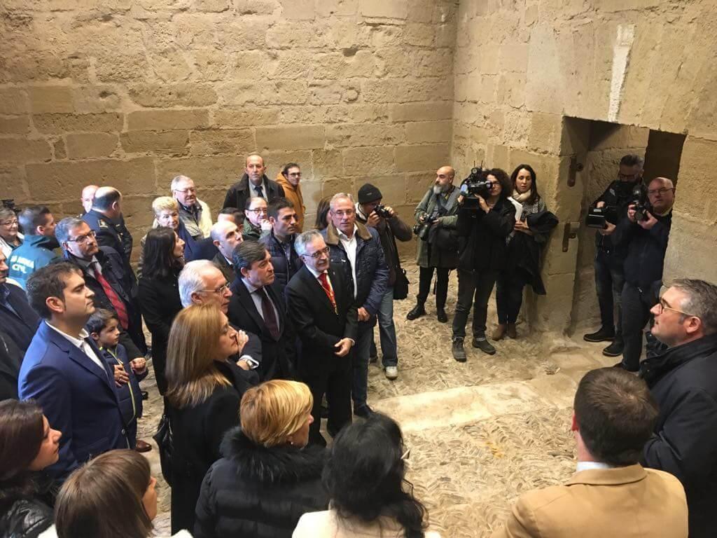 Inaugurado el recién rehabilitado edificio del Corregimiento de Santo Domingo de la Calzada 2