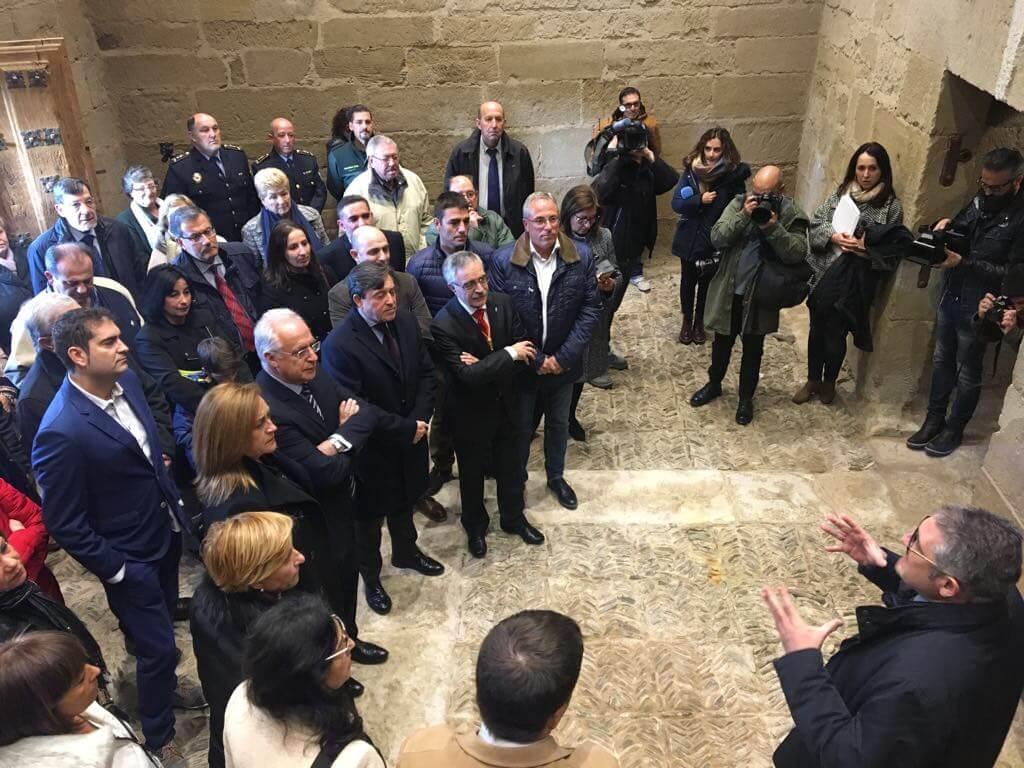 Inaugurado el recién rehabilitado edificio del Corregimiento de Santo Domingo de la Calzada 7