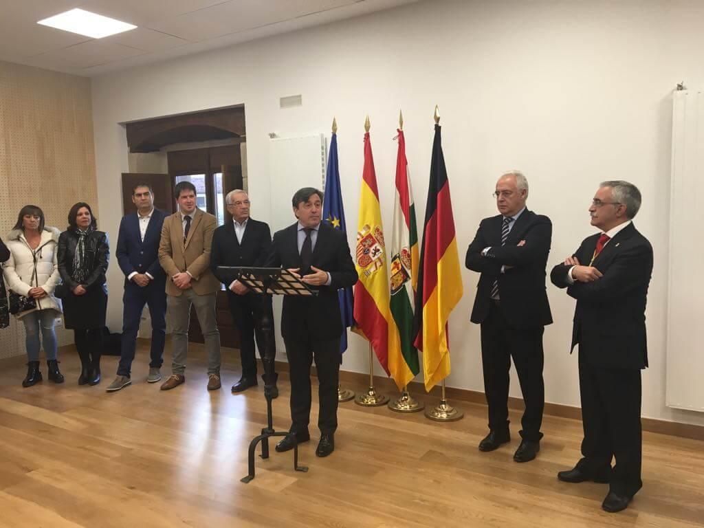 Inaugurado el recién rehabilitado edificio del Corregimiento de Santo Domingo de la Calzada 3